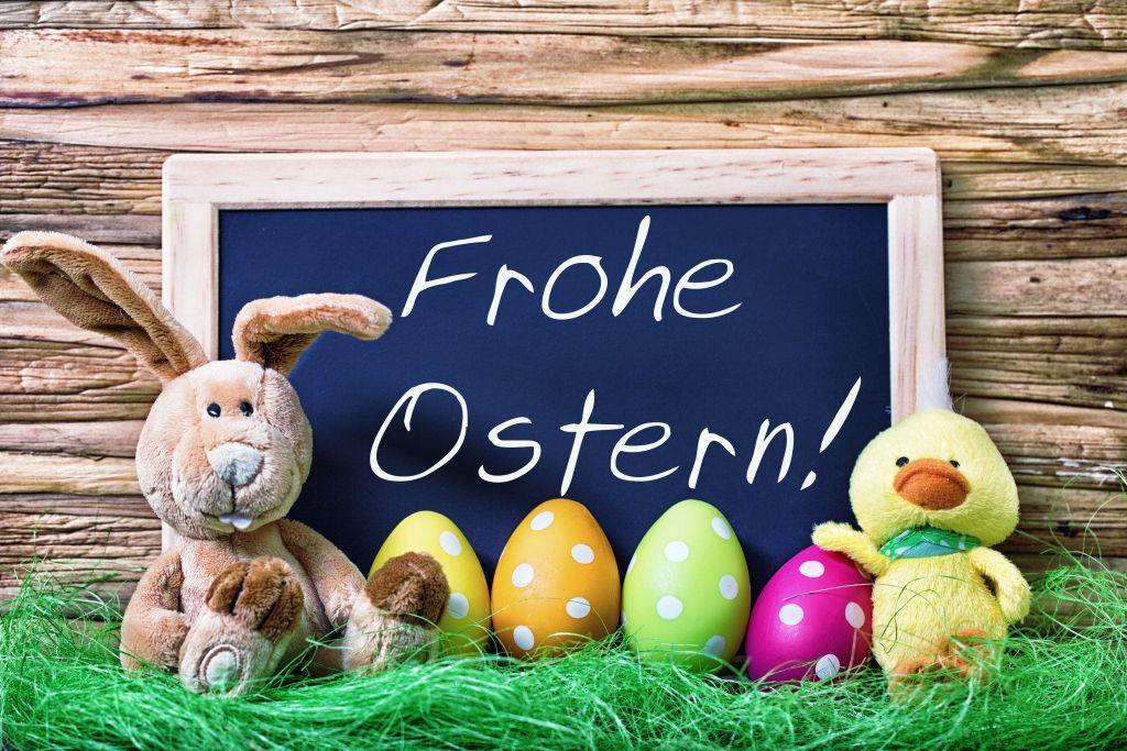 OSTERN - FRIEDE, FREUDE, EIERSUCHEN!! - VOON-Management